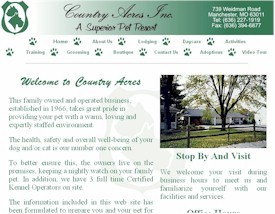 Contry Acres Pet Resort