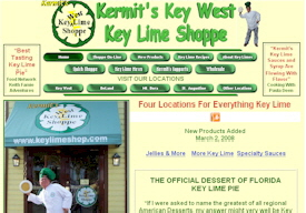 Kermit's Key West Key Lime Shop